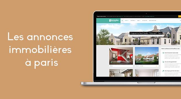 immobilier a paris